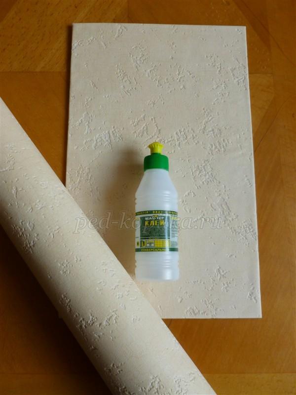 2(509) Картины из гофрированного картона. Мастер-класс