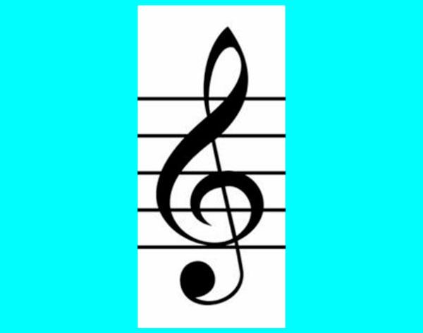 Скрипичный ключ. Открывает нотный стан. Музыкальный капитан.