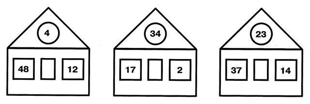 Игры на развитие логического мышления для детей 5-6 лет в детском саду