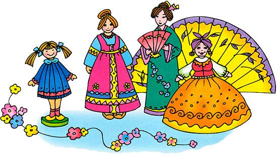 Праздник для малышей 8 марта изоражения
