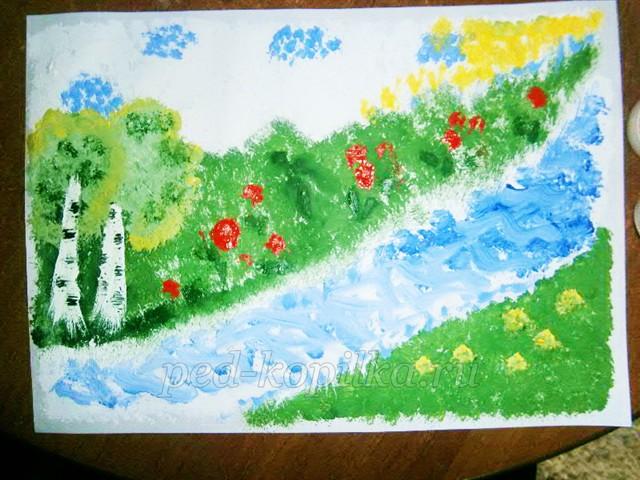 ульяне конспект занятия по рисованию в средней группе нарисуй картинку про лето странице можете ознакомиться