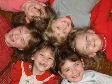 Игры в детском саду для детей от 3 до 5 лет