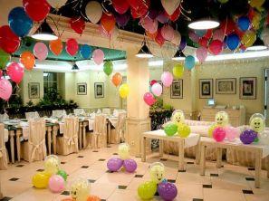 Как украсить интерьер на день рождения ребёнка