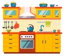 Загадки про кухню для детей 6-7 лет с ответами