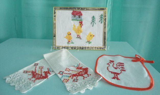 11459_3b5b0d419a5ddefb478d19fa7ca4d6e0.jpg Вышивка крестом для детей 5-7 лет. Мастер-класс с пошаговыми фото