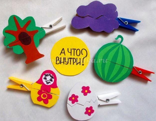 Игрушка для ребенка 5 лет своими руками thumbnail