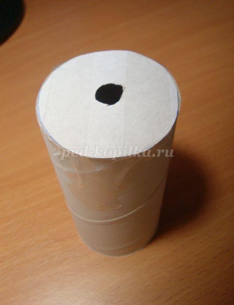 Как сделать цилиндр своими руками из бумаги