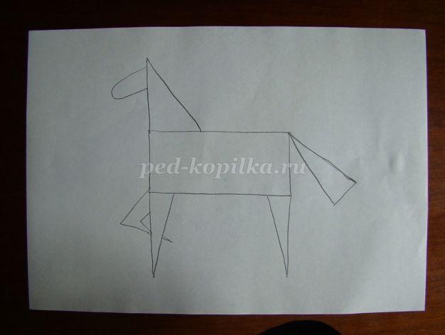 17242_8e1c6e0076036df52f9c940cce8be07b.jpg Как нарисовать настоящую лошадь карандашом поэтапно для начинающих и детей? Как нарисовать красиво морду, гриву лошади, бегущую, стоящую лошадь, в прыжке?