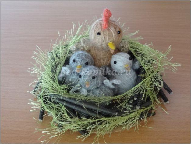 Птенцы дворянского гнезда поделки