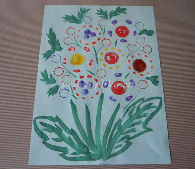 Рисование открытки в подготовительной группе к 8 марта, картинки для