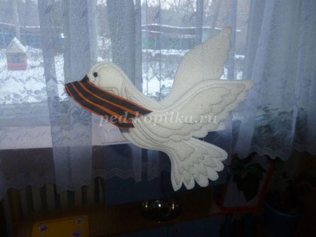 22151_3b20f476cc7d1ec3db02c283634f68bd.jpg Оригинальный сувенир своими руками: как сделать голубя из бумаги. Делаем голубей из бумаги своими руками в разных техниках. Мастер класс из бумаги голубь мира