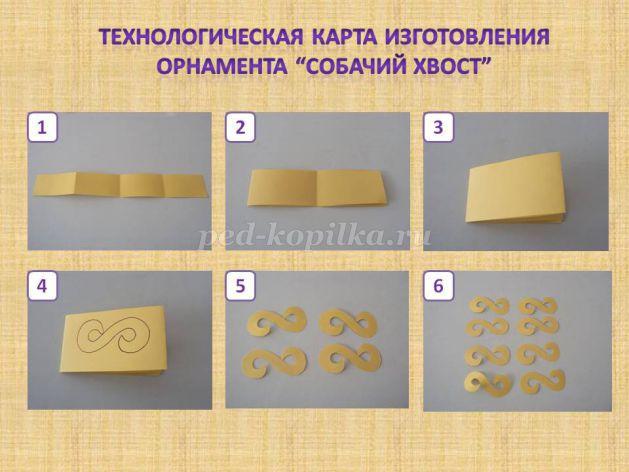 как сделать саукеле своими руками из картона