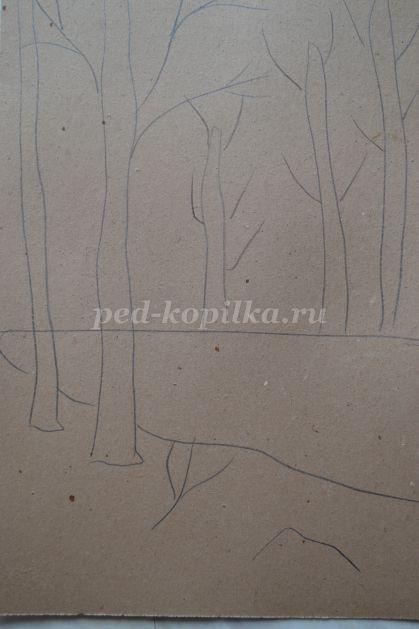 Аппликации-КАРТИНЫ из сухих ЦВЕТОВ (42 фото).