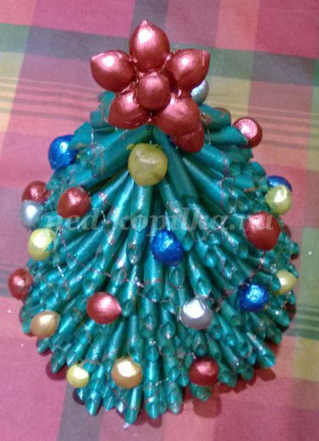 365dc94bf1b34240fd1bc6997f5f76c9.jpg Как сделать новогоднюю елку из макарон