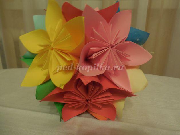 Как сделать шар из цветов своими руками