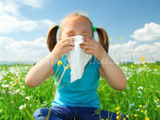 Как выявить на что аллергия у двухлетнего ребенка