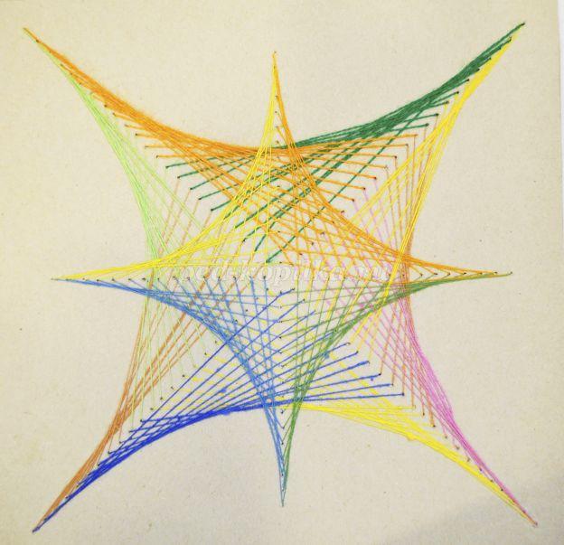 5542_2694b9e03d86a04667d8dfe8f48cee64.jpg Уроки и схемы для создания простых картин в технике изонить