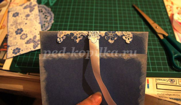 плитка чем обрезают края открыток чубчик