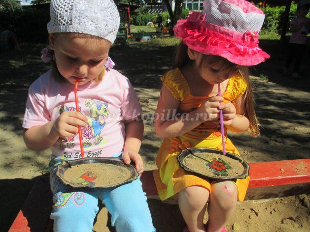 Чем занять детей в садике
