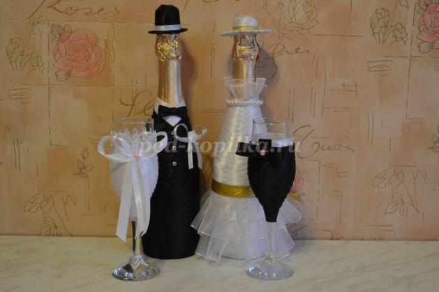 889_c778d0a7b1f0df44728ba9db5cd5fdcd.jpg Декупаж бутылки шампанского: свадебные своими руками, пошаговое фото, технику как сделать, МК как украсить
