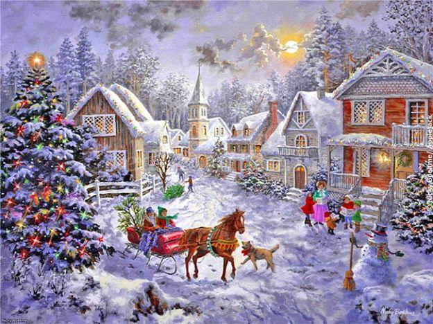 История нового года для детей в России и других странах. Для дошкольного возраста и школьного