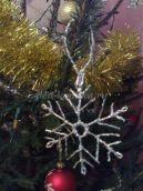 blog32201 Новогодние снежинки своими руками: шьём, вяжем, вышиваем, плетем из бисера!