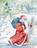 Авторские загадки на новогоднюю тематику