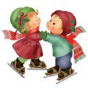 Зимние забавы на свежем воздухе с детьми