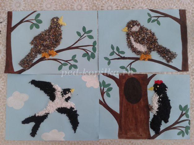 Птица Животное Детский сад, Мультяшная птица PNG | HotPNG | 470x626