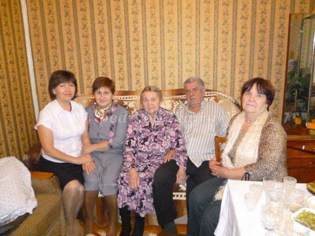 гу во специальный дом для одиноких престарелых