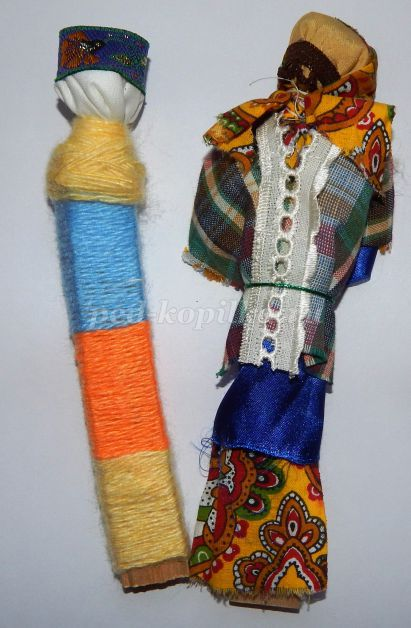 Татарские куклы обереги своими руками