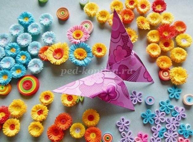 35611_235bf4235cf543fdad20a8f9cb988fb2.jpg Оригами из бумаги бабочка как сделать своими руками: схема для начинающих