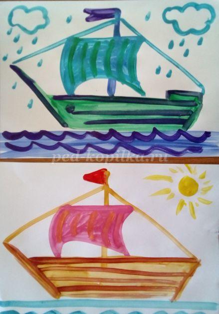 31115_9ff2f7cd427d7aca5a512393ca364128.jpg Простой способ: как нарисовать лодку